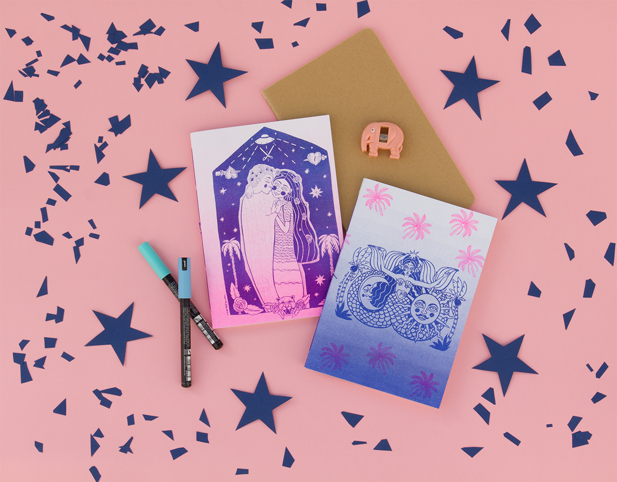 itsnicethat nobrow stationery papeleria juxtapoz hifructose