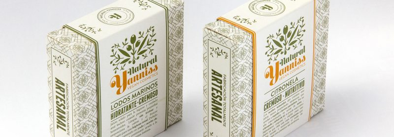 Branding y packaging para Natural Yanniss